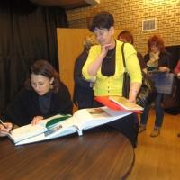 Spotkanie z czytelnikami w Pruszkowie_12