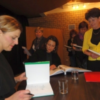 Spotkanie z czytelnikami w Pruszkowie_13
