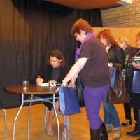 Spotkanie z czytelnikami w Pruszkowie_2