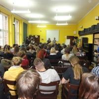 Spotkanie z uczniami w Bytomiu_1