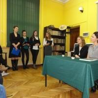 Spotkanie z uczniami w Bytomiu_2