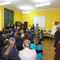 Spotkanie z uczniami w Bytomiu_4