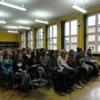 Spotkanie z uczniami w Bytomiu_5