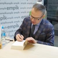 Krzysztof Beśka w empik Arkadia_1