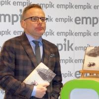 Krzysztof Beśka w empik Arkadia_2