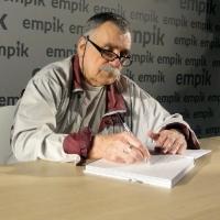 Spotkanie z autorem w Warszawie
