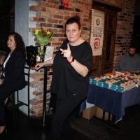 Premiera książki Piotra Marczyńskiego
