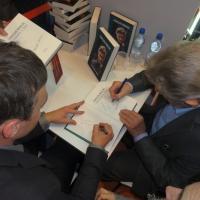 Spotkanie na Targach Książki