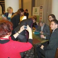 Spotkanie w Łodzi