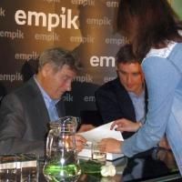 Spotkanie z autorem 18 października 2012